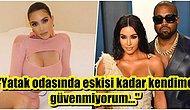 Kanye West ile Boşanma Aşamasında Olan Kim Kardashian, Yatak Odası İtirafıyla Herkesi Şaşırttı!