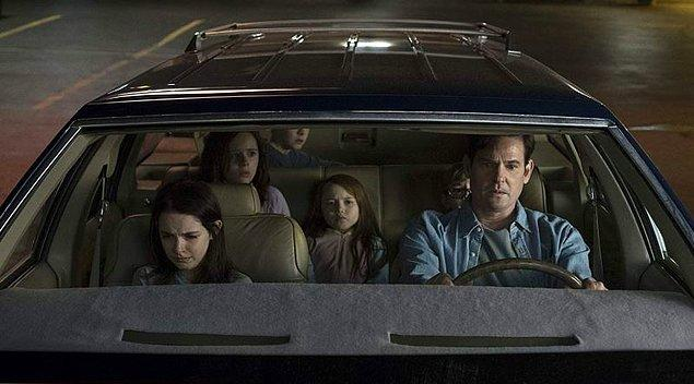 11. The Haunting of Hill House (2018)