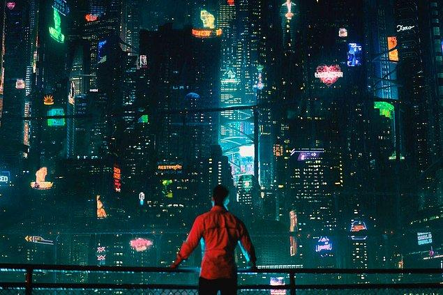 29. Altered Carbon (2018-2020)