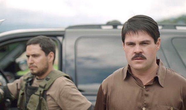 36. El Chapo (2017)