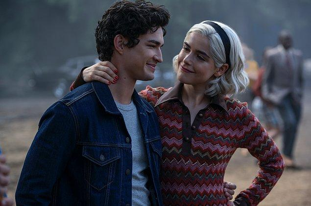 48. Chilling Adventures of Sabrina (2018-2020)