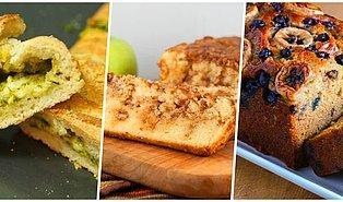 Ben Ekmeksiz Doyamam Diyenler İçin Ev Yapımı, Pratik ve Nefis 13 Ekmek Tarifi