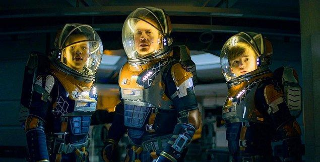 57. Lost in Space (2018)