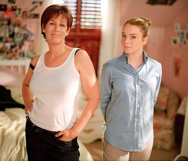 4. Freaky Friday (2003)