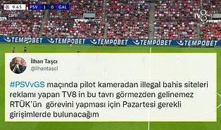 TV8'deki Yasa Dışı Bahis Sitesi Reklamları RTÜK'e Taşınıyor