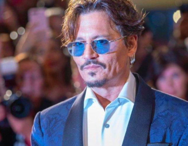 17. Johnny Depp
