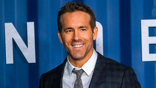 13. Ryan Reynolds