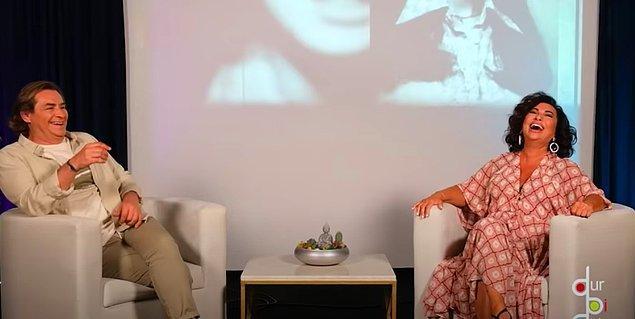 Armağan Çağlayan'ın YouTube'da yayınladığı 'Dur Bi Dinle' serisinin bu haftaki konuğu Nilgün Belgün oldu.