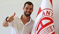Antalyaspor, İtalyan Futbolcu Andrea Poli ile Sözleşme İmzaladı!