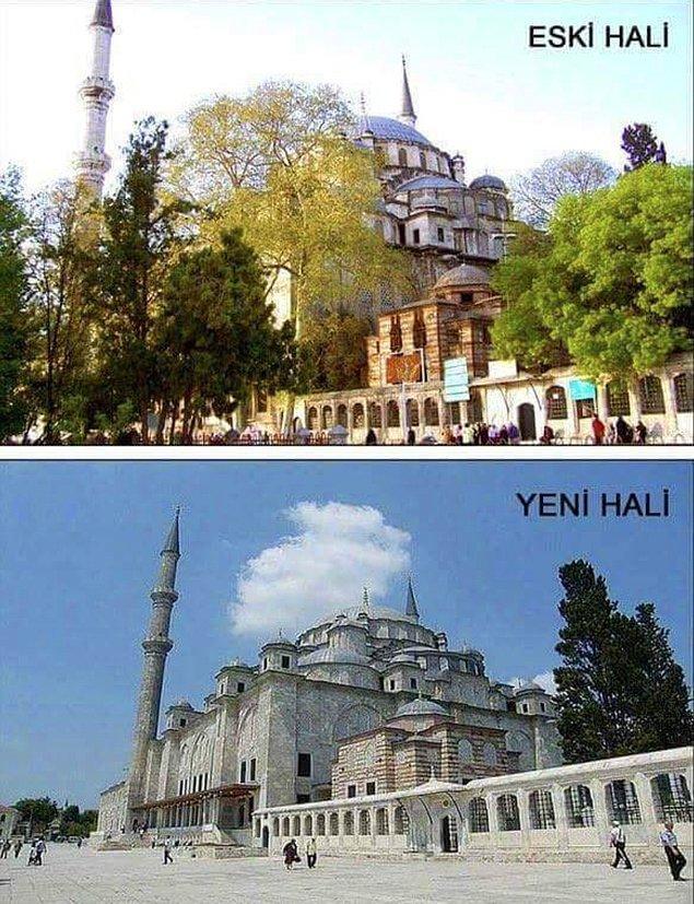 5. Fatih Camii (1469) - İstanbul