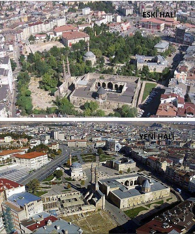 2. Çifte Minareli Medrese (1271) - Sivas