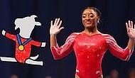 Cimnastikçi Simone Biles, Kendi Emojisi Olan İlk Kadın Atlet Oldu