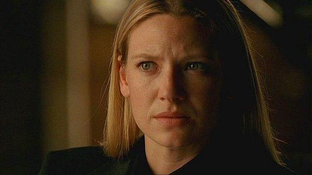 2. Anna Torv, The Last of Us'ın kadrosuna katıldı.