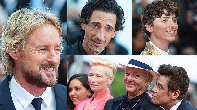 6. Tilda Swinton, Bill Murray ve Adrien Brody; Wes Anderson'ın henüz ismi belli olmayan filminin kadrosunda yer alacak.