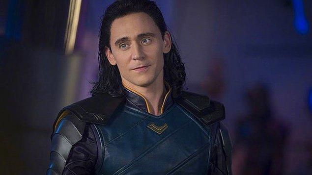 9. Tom Hiddleston, ömrünün sonuna kadar Loki karakterini seve seve canlandırabileceğini söyledi.
