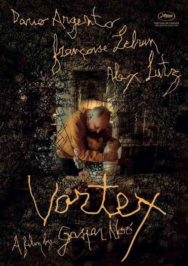 10. Gaspar Noe'nin yeni filmi Vortex'ten bir poster yayınlandı.