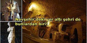 Tamamen Şans Eseri! Tutankhamun'un Mezarından Milo Venüsü'ne Tesadüfen Bulunan 15 Tarihi Eser