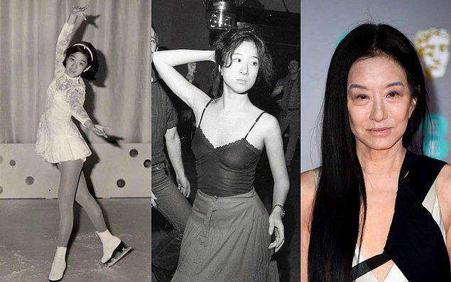 3. Ünlü tasarımcı Vera Wang, Olimpiyat seçmelerinde başarılı olamayınca modaya yönelmişti.