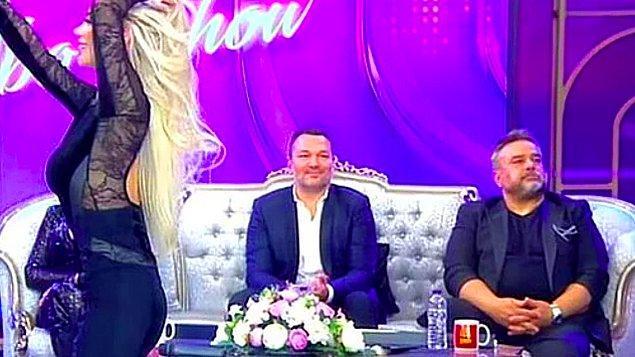 Geçtiğimiz ocak ayında İbo Show'a katılan Bülent Serttaş'ın Oryantal Didem'in sahne gösterisi sırasında kafasını çevirmesi epey gündem olmuştu; hatırlarsınız.