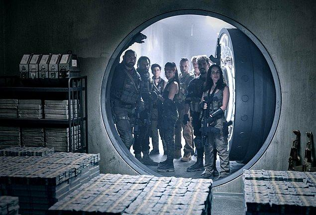 1. Army of the Dead - 75 milyon