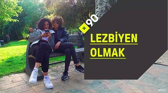 İşte Eda Burcu Şenel & Ece Pişirici çifti ile Avukat Yasemin Öz bugünün Türkiyesi'nde lezbiyenliğin nasıl bir şey olduğunu DW'nin +90'ında anlatmışlar.