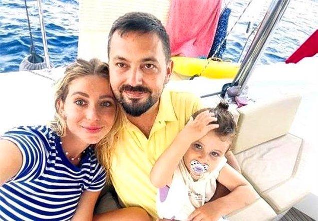 7. Seren Serengil, Göcek'te demirli teknesinin yanına yanaşan Maria Maksymenko ile tartıştı, ağır hakaretler etti.