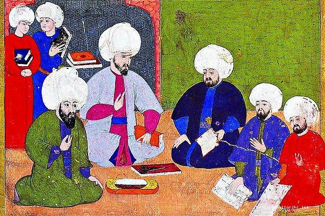 1. Ebussuud Efendi (1545-1574)
