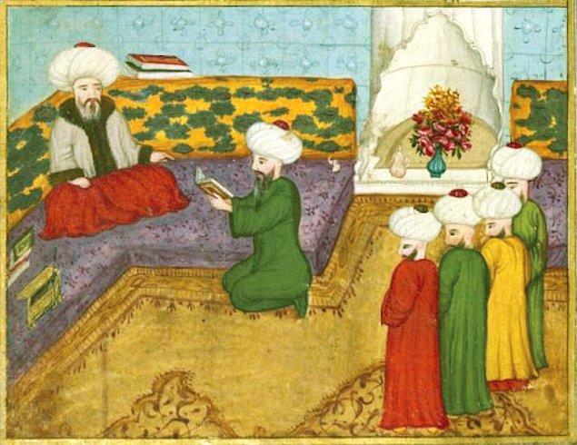 2. Zekeriyazade Yahya Efendi (1622-1644)