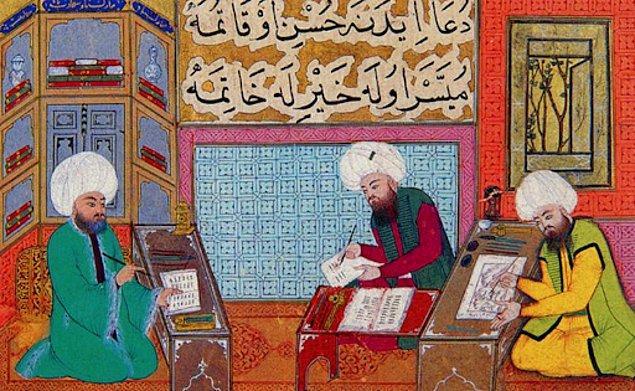 3. Balizade Mustafa Efendi (1656-1657)