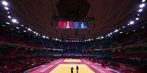İsrailli Rakibiyle Eşleşmemek İçin Tokyo 2020'den Çekilen Cezayirli Judocuya Ceza