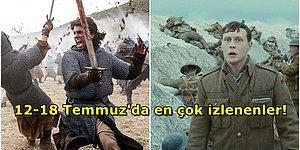 İzlemelere Doyamıyoruz! İşte Türkiye'de Geçtiğimiz Hafta En Çok İzlenen Dizi ve Filmler