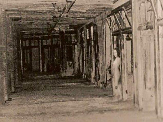 11. Kentucky'de terk edilmiş verem hastanesi, faaliyette olduğu yıllarda çok fazla ölüm oranıyla karşılaştı...