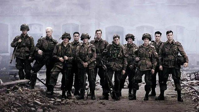 1. Band of Brothers (2001)