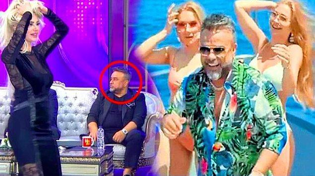 12. Bülent Serttaş'ın Akdeniz şarkısının klibi fazla erotik bulunduğu için şikayet edildi ve YouTube'dan kaldırıldı.