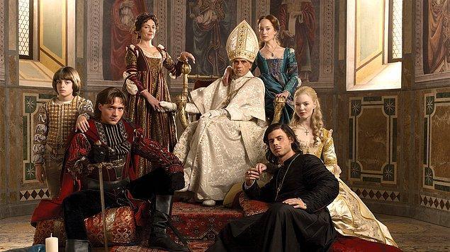 9. The Borgias (2011-2013)