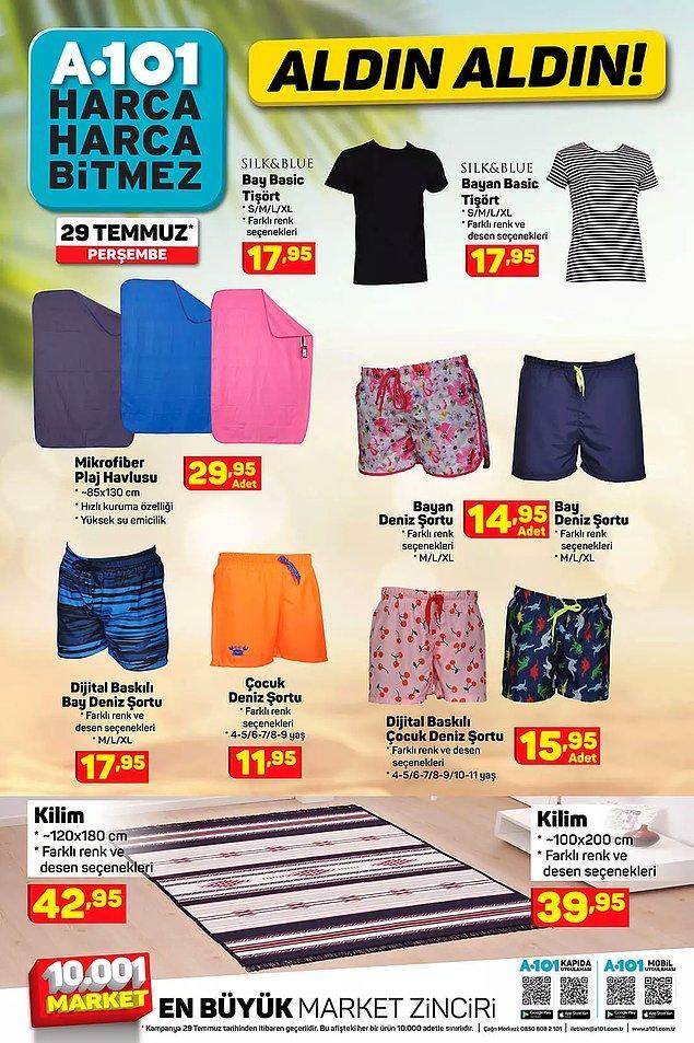 Giyim ürünleri;