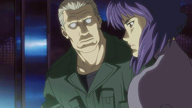 17. Ghost in the Shell: Stand Alone Complex (1995)