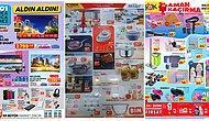 İndirim Günleri Başlıyor: 26 Temmuz-1 Ağustos Haftasında A101, BİM ve ŞOK Aktüel Ürünler Listesinde Neler Var?