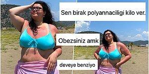 Bikinili Fotoğraflarını Paylaşan Kullanıcıya Yapılan Akılalmaz Yorumları Okuyunca Onların Yerine Utanacaksınız