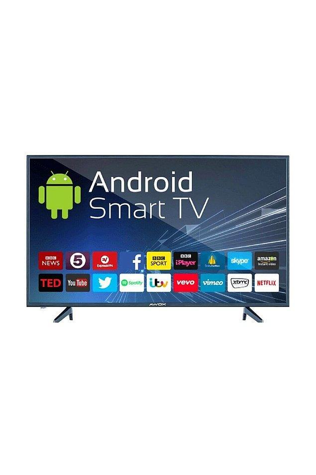 5. Olmazsa olmaz Smart Tv!