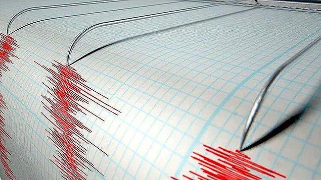 25 Temmuz AFAD ve Kandilli Son Depremler