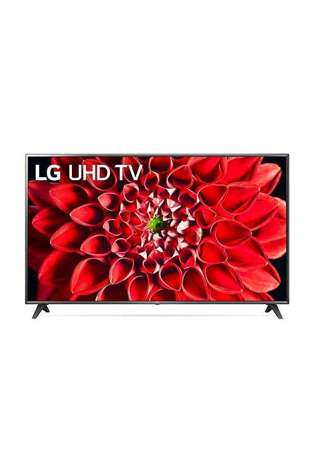 "9. LG 75UN71006 75"" 190 Ekran Uydu Alıcılı 4K Ultra HD Smart LED TV TV-UN71006"