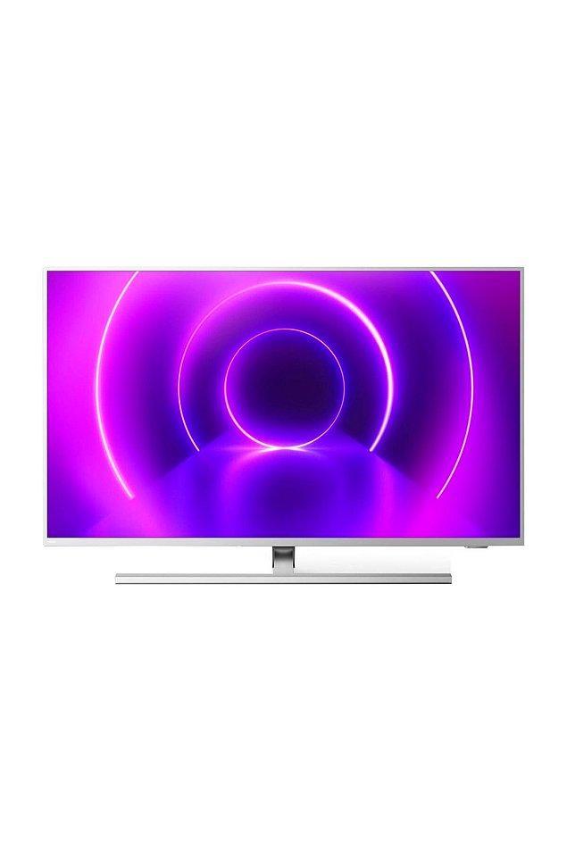 """14. Philips 50PUS8505 50"""" 127 Ekran Uydu Alıcılı 4K Ultra HD Smart LED TV TV-PUS8505"""
