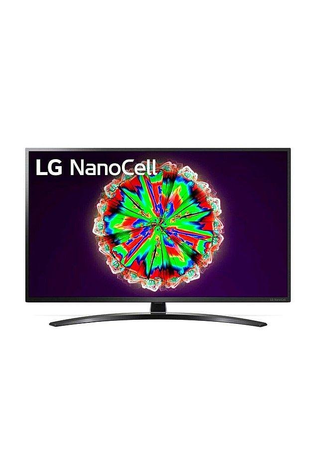 """15. LG 55NANO796 55"""" 139 Ekran Uydu Alıcılı 4K Ultra HD Smart LED TV TV-NANO796"""