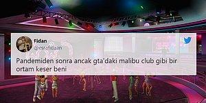 Vice City Gece Hayatının Kalbinin Attığı Malibu Club'ı Hala Unutamamış Oyuncular