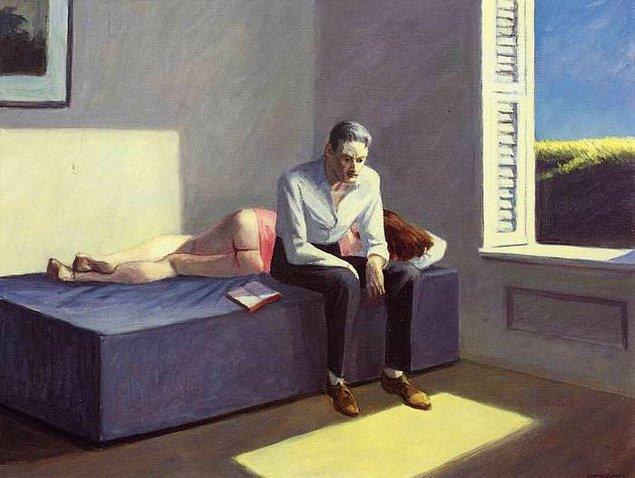 Hatta bazen bir ilişki içindeyken bile kendimizi yalnız hissedebiliyoruz.
