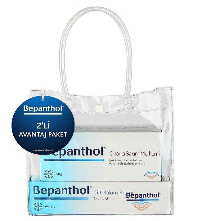 3. Bepanthol yılların markası.