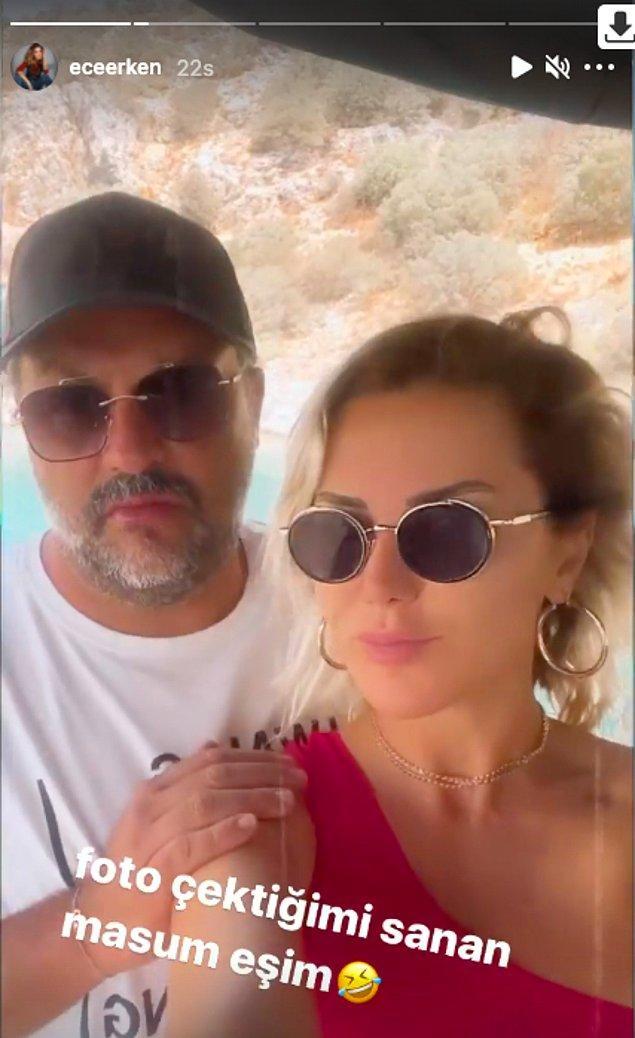 Derken dün bir olaya karıştılar! Ece Erken ile eşi Şafak Mahmutyazıcıoğlu, Yıldız Tilbe'nin sahne aldığı bir mekanda gelen hesaba tepki gösterince olay büyüdü.
