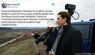 Avusturya Başbakanı Kurz'un Afgan Mülteciler ve Türkiye Açıklamalarına Kim, Ne Dedi?