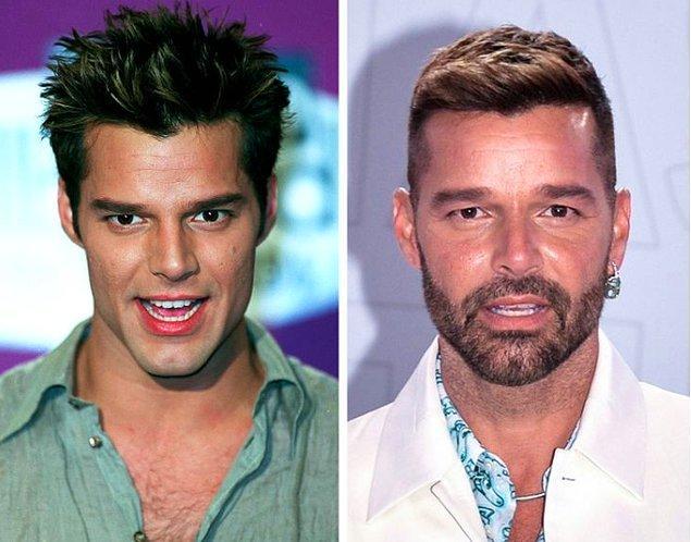 1. Ricky Martin